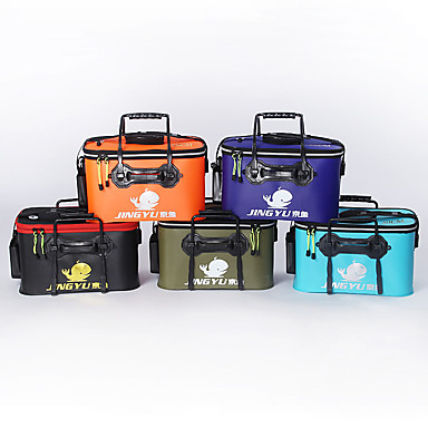 Pennyjie Fishing Lure Box Double Layer Tackle Box Fishing Tackle Container Bait Box