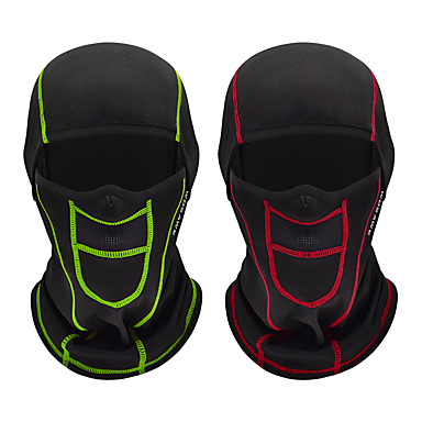 DZGlobal Face Shields Face Cover Comfy Breathable Balaclavas with Adjustable Ear Loops