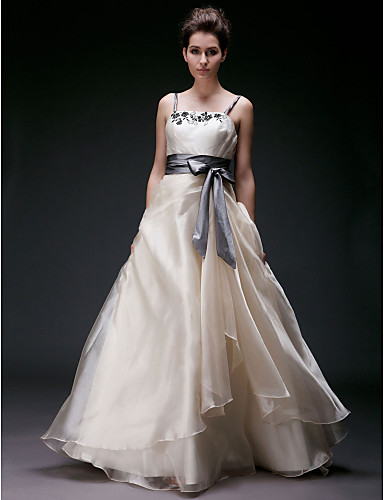 4a5cdafad SIGOURNEY - فساتين زفاف 2012 (أبيض - وردي - عاجي - شمبانيا) أورجانزا 52523  2019 – $199.99
