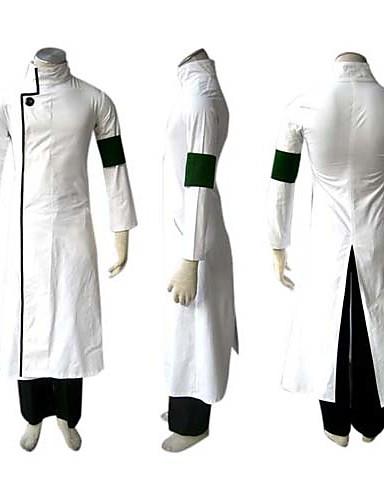 povoljno Maske i kostimi-Inspirirana Kod Gease Lloyd Asplund Anime Cosplay nošnje Japanski Cosplay Suits Kolaž Dugih rukava Kaput / Shirt / Pojas Za Muškarci