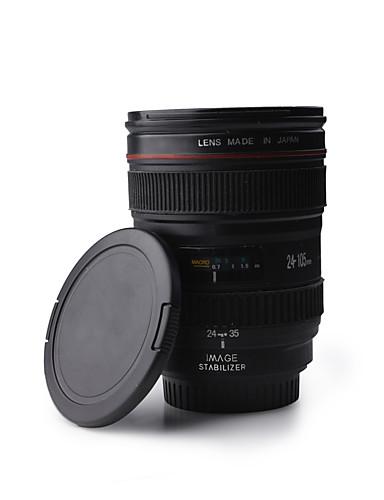 preiswerte Neuheiten bei Tassen und Gläsern-Kamera Objektiv Kaffee Becher (350ml)