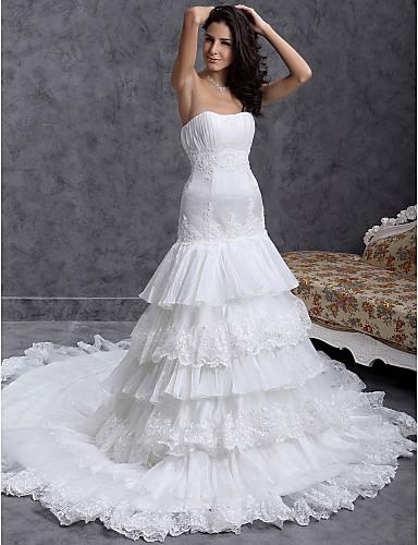 2ca4733972fca Gabriella- Mariah- فستان زفاف- الساتان- الأورجانزا 160308 2019 –  399.99