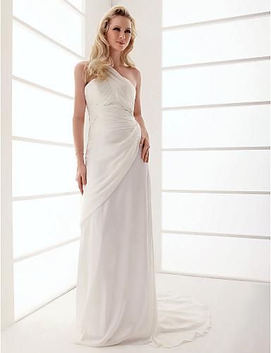 4d120a991 Sydney- Sophie- فستان زفاف- الساتان- الشيفون 168312 2019 – $179.99