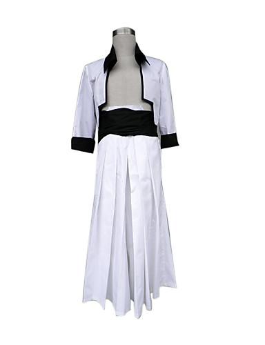 povoljno Maske i kostimi-Inspirirana Dead Grimmjow Jaegerjaquez Anime Cosplay nošnje Japanski Cosplay Suits / Kimono Kaput / Pojas / Hakama hlače Za Muškarci