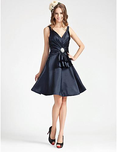 6c160032c3c8 MABEL - kjole til brudepige i satin 205804 2019 –  99.99
