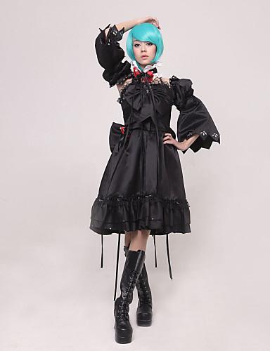povoljno Maske i kostimi-Inspirirana Vocaloid Hagane Miku Video igra Cosplay nošnje Cosplay Suits Kolaž Top Kostimi
