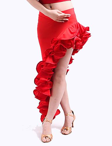 traje de flamenca con volantes viscosa dancewear falda para las damas  250357 2019 –  59.99 2eeafeee556