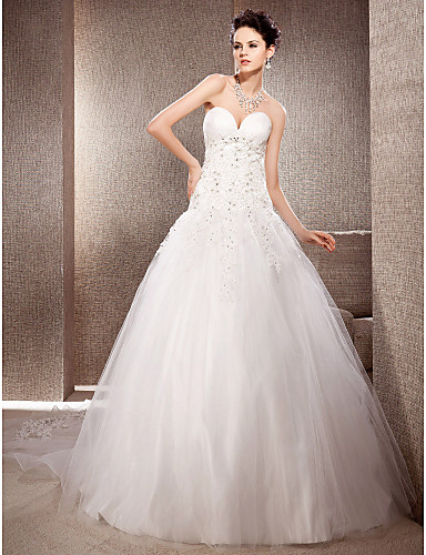 e0ea0b70d2ede Allannah-فساتين زفاف 2012 (أبيض - وردي - عاجي - شمبانيا) تول و أورجانزا  204081 2019 –  249.99