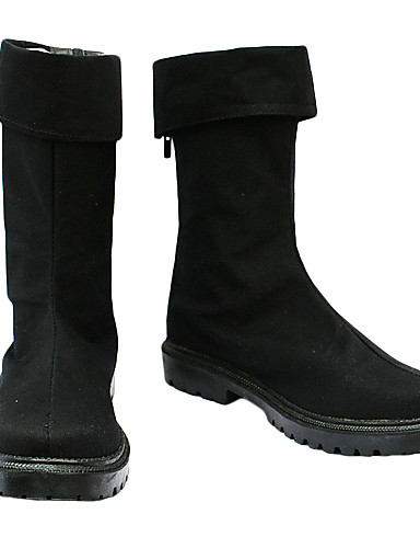 povoljno Anime cosplay cipele-Cosplay Boots One Piece Roronoa Zoro Anime Cosplay Shoes PU koža Muškarci Halloween kostime