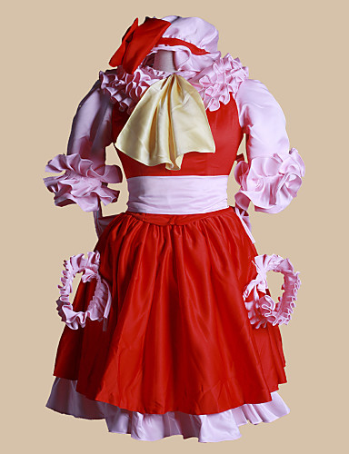 povoljno Maske i kostimi-Inspirirana Touhou projekt Patchouli Knowledge Video igra Cosplay nošnje Cosplay Suits Kolaž Top Kostimi