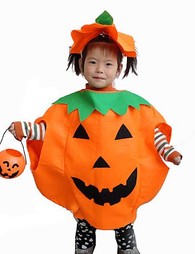 povoljno Maske i kostimi-Čudovišta Cosplay Nošnje Dječji Halloween Dječji dan Festival / Praznik Poliester Karneval kostime / Plašt