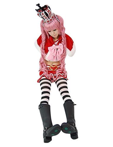 povoljno Maske i kostimi-Inspirirana One Piece Perona Anime Cosplay nošnje Japanski Cosplay Suits Kolaž Top / Suknja / More Accessories Za Uniseks