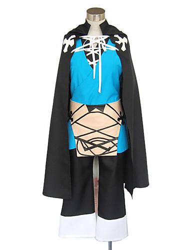 povoljno Maske i kostimi-Inspirirana Izvan granice Konoe Video igra Cosplay nošnje Cosplay Suits / Kimono Kolaž Dugih rukava Mellény Top Hlače Kostimi