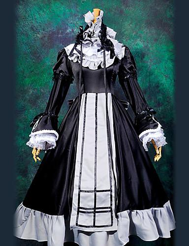 povoljno Maske i kostimi-Inspirirana Gosick Victorique De Blois Anime Cosplay nošnje Japanski Cosplay Suits Kolaž Top Za Uniseks