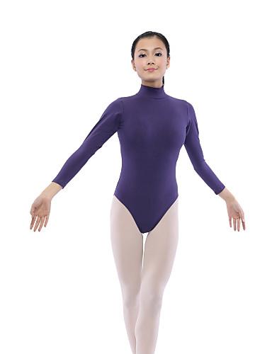 ruhák pamut   spandex balett teknős-nyakú e105e82440