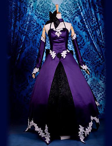 povoljno Maske i kostimi-Inspirirana Sudbina / nuli Saber Lily Video igra Cosplay nošnje Cosplay Suits Kolaž Top Kostimi