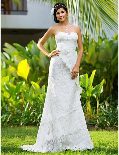 Vestidos de novia corte de vaina