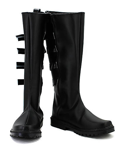 preiswerte Anime-Cosplay-Schuhe-Cosplay Stiefel Cosplay Arystar Krory The Third Anime Cosplay Schuhe Herrn Halloween Kostüme