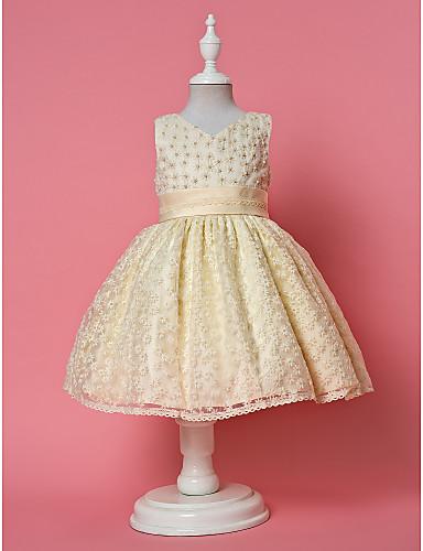 9bf4252364a9 μπάλα φόρεμα αμάνικο δαντέλα γάμο   βραδινό φόρεμα κορίτσι λουλουδιών  539679 2019 –  44.99