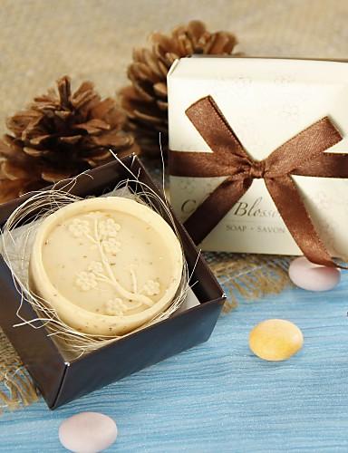 povoljno Poklon sapuni-Vjenčanje / Zabava / večer / Djevojačka večer Materijal Praktični pokloni za goste / Bath & Sapuni / Others Cvjetni Tema / Klasični Tema