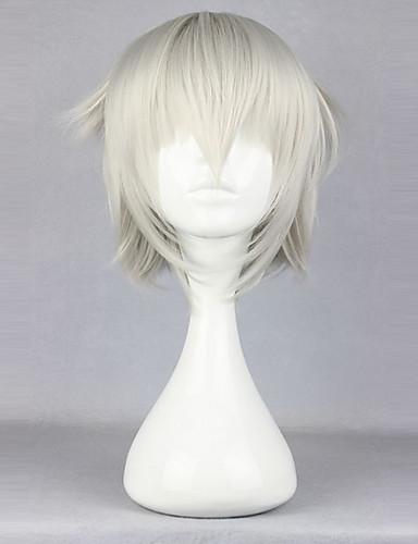 povoljno Maske i kostimi-Cosplay Yashiro Isana Cosplay Wigs Muškarci 12 inch Otporna na toplinu vlakna Anime