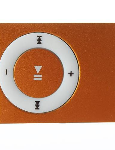 preiswerte Sonderangebote für Unterhaltungselektronik-USD 5,95 € - Mini MP3-Player mit  Micro-SD-Karte, TF Karten Leser (verschiedene Farben)