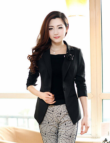 ruilifang okozati koreai stílusú fekete öltöny zakó 1656303 2019 –  15.74 294ab8ebbe