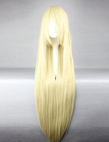 levne Cosplay paruky-Chobits Chii Cosplay Paruky Dámské 40 inch Horkuvzdorné vlákno Anime