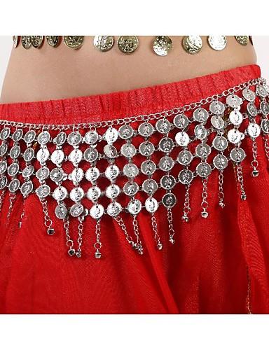 levne Shall We®-Taneční příslušenství Šperky Dámské Kov Mince / Třásně Vánoce / Halloween