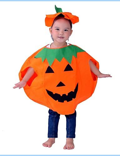 preiswerte Spielzeug & Hobby Artikel-Zentai Anzüge Kinder Halloween Fest / Feiertage Vließstoff Karneval Kostüme / Top / Hut