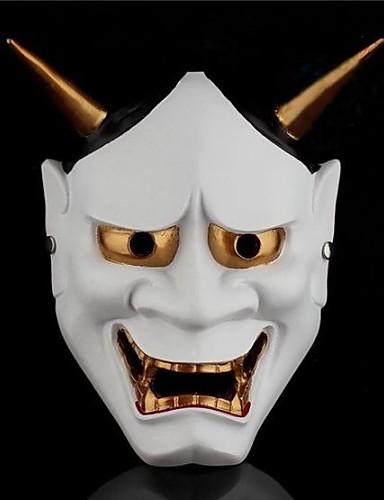 preiswerte Cosplay & Kostüme-Halloween-Masken Polycarbonat Zum Gruseln Erwachsene
