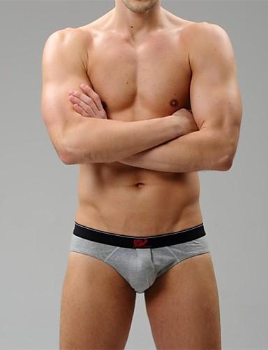 e53ce8b76 dos homens cuecas de moda de algodão homens cueca confortável esporte cueca  fio dental de 2069716 2019 por  2.99