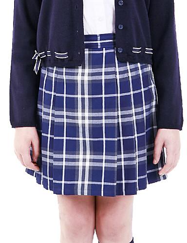 Školní uniformy dívčí modré Tattersall skládaná sukně 2238747 2019 –  26.24 592d16fb42