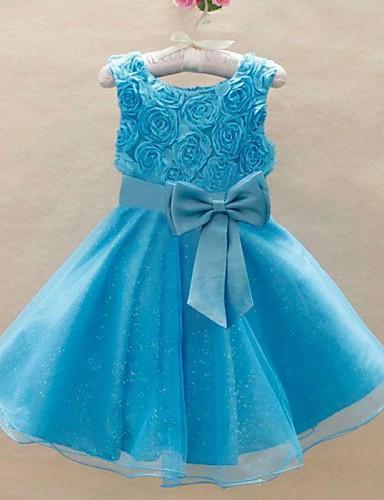 Girl Princess Wedding Party Dresses 1185894 2018 – $19.99