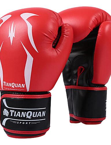 povoljno Vježbanje, fitness i joga-Rukavice za trening s vrećom / Profesionalne boksačke rukavice / Boksačke rukavice za ttrening Za Borilačke vještine, Miješani borilački sportovi (MMA) Cijeli prst Protective PU Dječji Muškarci -