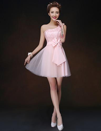 Vestidos corte princesa cortos