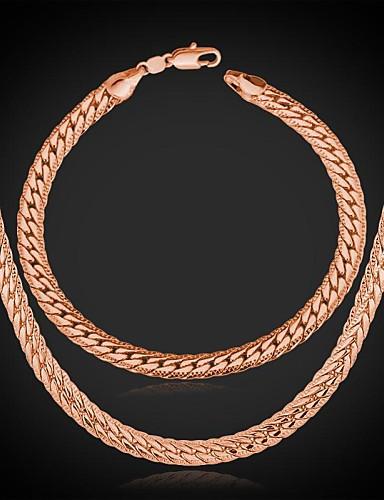 Remolques con circonita real oro 333 calidad dorado para señora