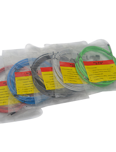 preiswerte Bremsen-Cable de Freno Cable de Freno Geländerad / Rennrad Gummi / Aluminiumlegierung / Stahl