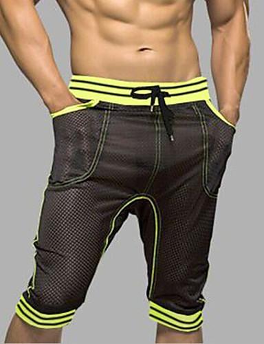 Herr Mesh Super Sexy Boxershorts - Randig 1 st.