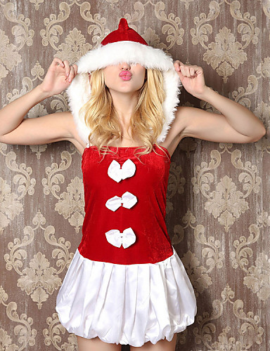 Women' Sexotic Apparel Sexy Lingerie Erotic Christmas Costume ...