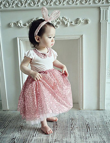 e75b9a2490fe 2015 Baby Girl Summer Princess T -shirts And Skirts Suits Children ...