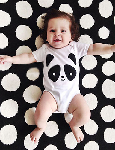 ed70485a3579 New Summer Cotton Material Infant Baby Boys Girls Clothes Short ...