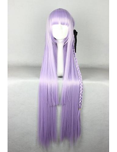 levne Cosplay paruky-Lolita Wigs Sweet Lolita Fialová Lolita Lolita Paruky 40 inch Cosplay Paruky Jednobarevné Paruka Halloween paruky