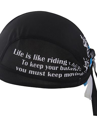 povoljno Odjeća za vožnju biciklom-Coolpad Lubanja Caps Do Rag Zaštita od sunca UV otporan Prozračnost Quick dry Anti-Kukci Bicikl / Biciklizam Zima za Muškarci Žene Odrasli Camping & planinarenje Ribolov Penjanje Konjanički Golf Moda