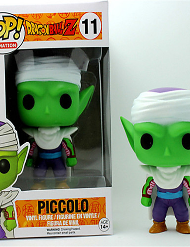 povoljno Maske i kostimi-Anime Akcijske figure Inspirirana Dragon Ball Piccolo PVC CM Model Igračke Doll igračkama Muškarci