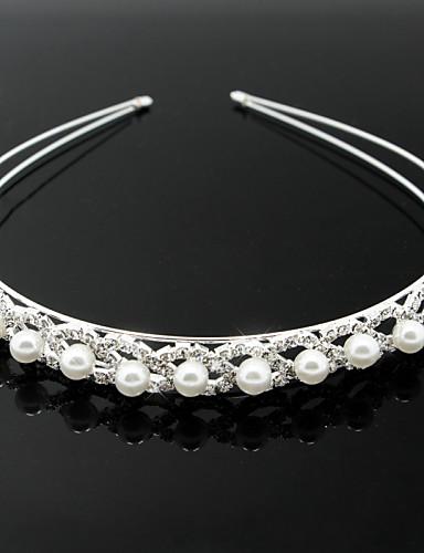preiswerte Stirnbänder-Künstliche Perle / Aleación Stirnbänder mit 1 Hochzeit / Besondere Anlässe Kopfschmuck