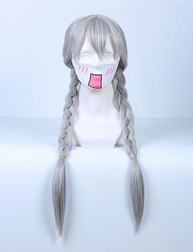 voordelige Cosplay Pruiken-Cosplay Judy Cosplaypruiken Heren Dames 36 inch(es) Hittebestendige vezel Anime