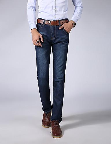 Pantaloni Uomo Casual / Da ufficio / Formale / Attività ...