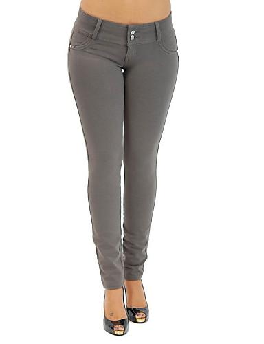 7a63f2e28c21b Women's Basic Legging Solid Colored Low Waist 4958612 2019 – $18.80