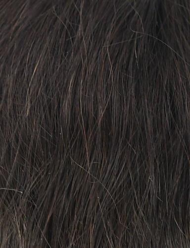 abordables Pelucas de Cabello Natural-Peluca Pelo Natural Frontal sin Pegamento Encaje Frontal Cabello Brasileño Recto Liso Natural Mujer Densidad 130% 150% 10-22 pulgada con pelo de bebe Entradas Naturales Peluca afroamericana Atado 100